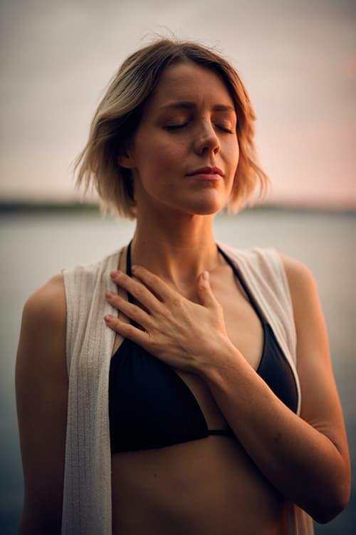 respirazione come tecnica di rilassamento